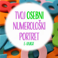 Numerološki osebni portret e-knjiga