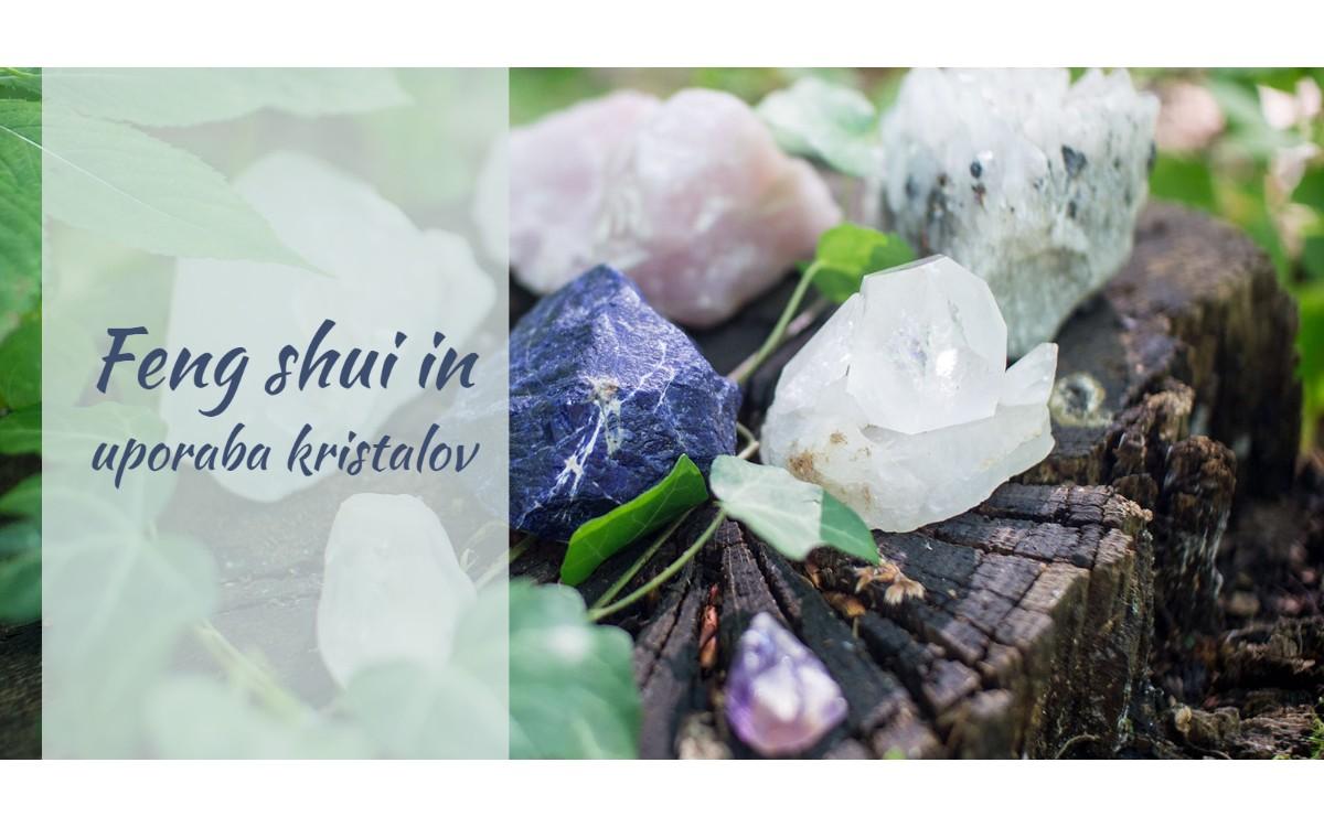 Feng shui in uporaba kristalov