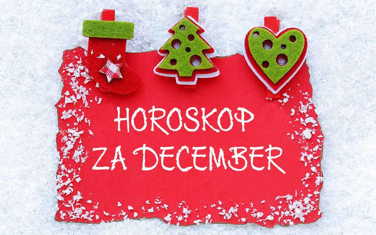 Horoskop za december