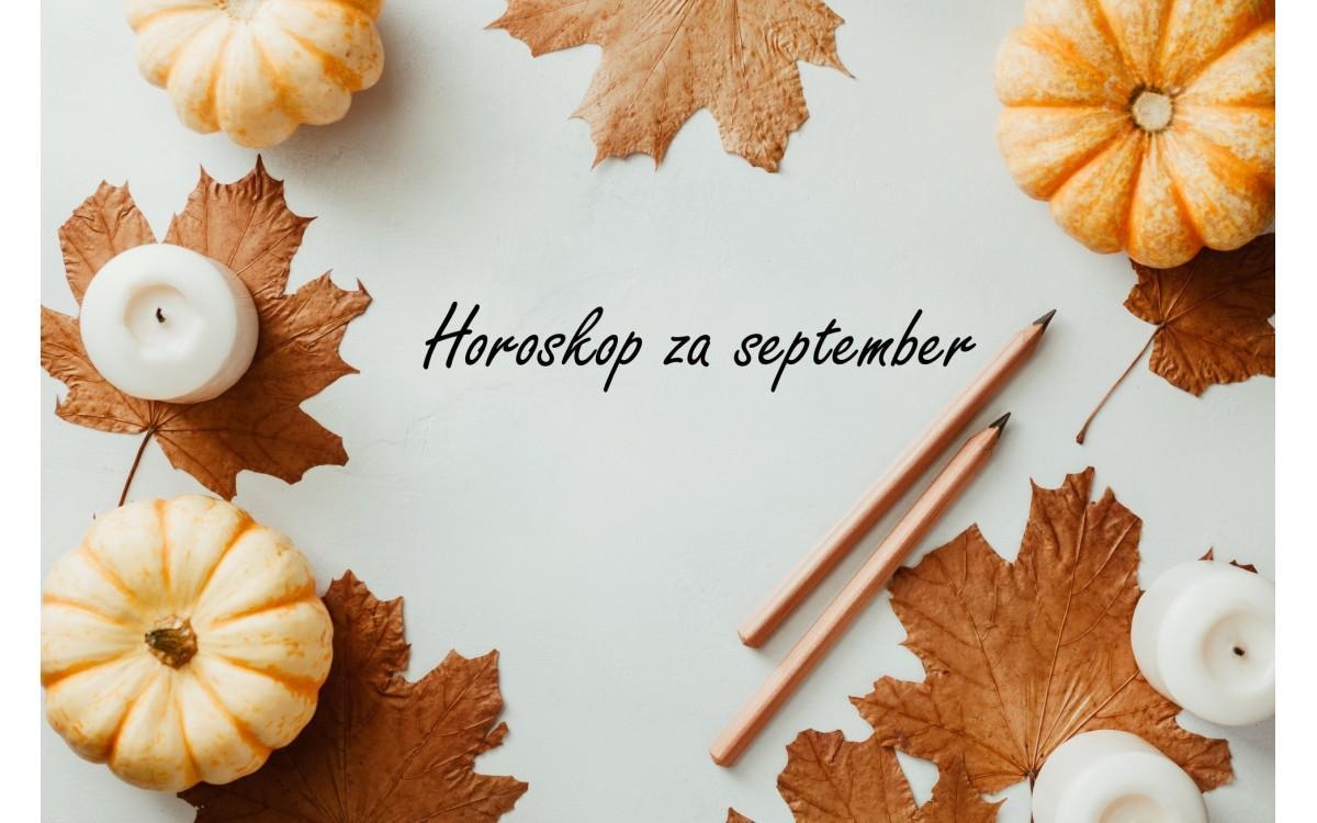 Horoskop za september 2019