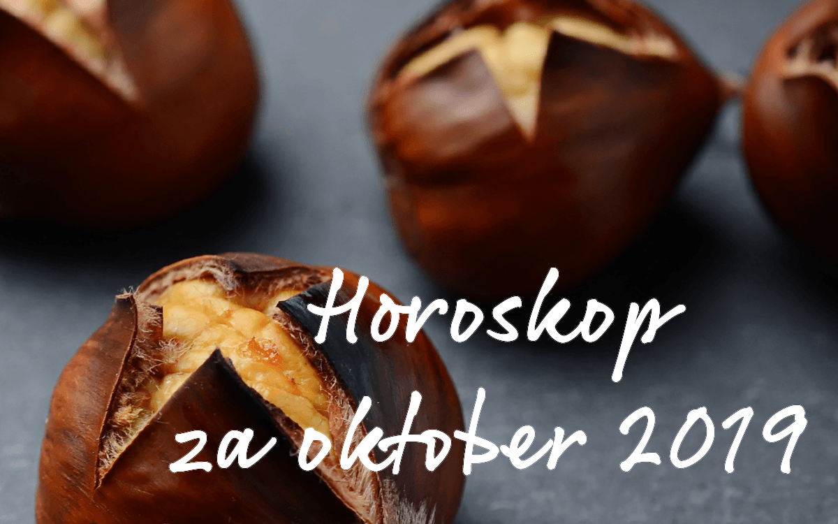 Horoskop za oktober 2019