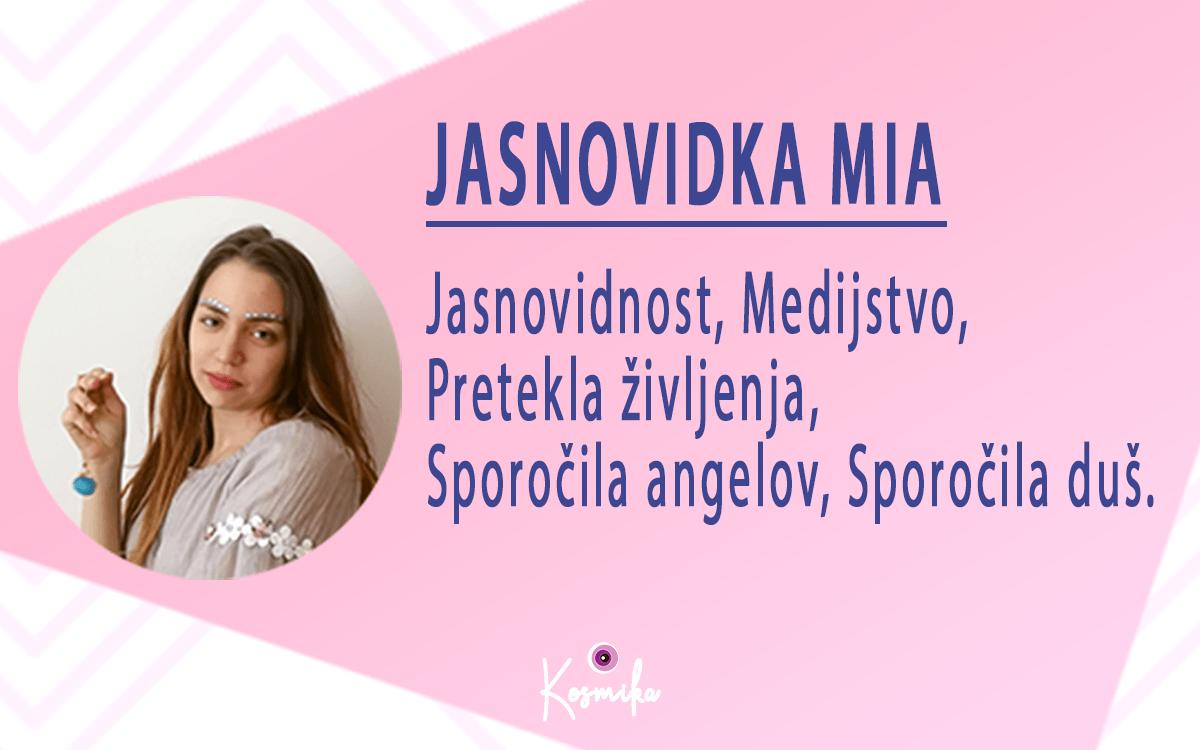 Jasnovidka Mia