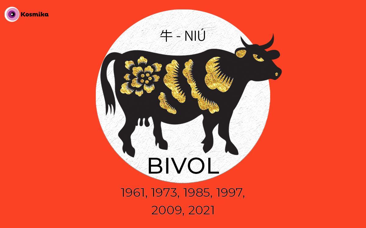 Kitajski horoskop: BIVOL