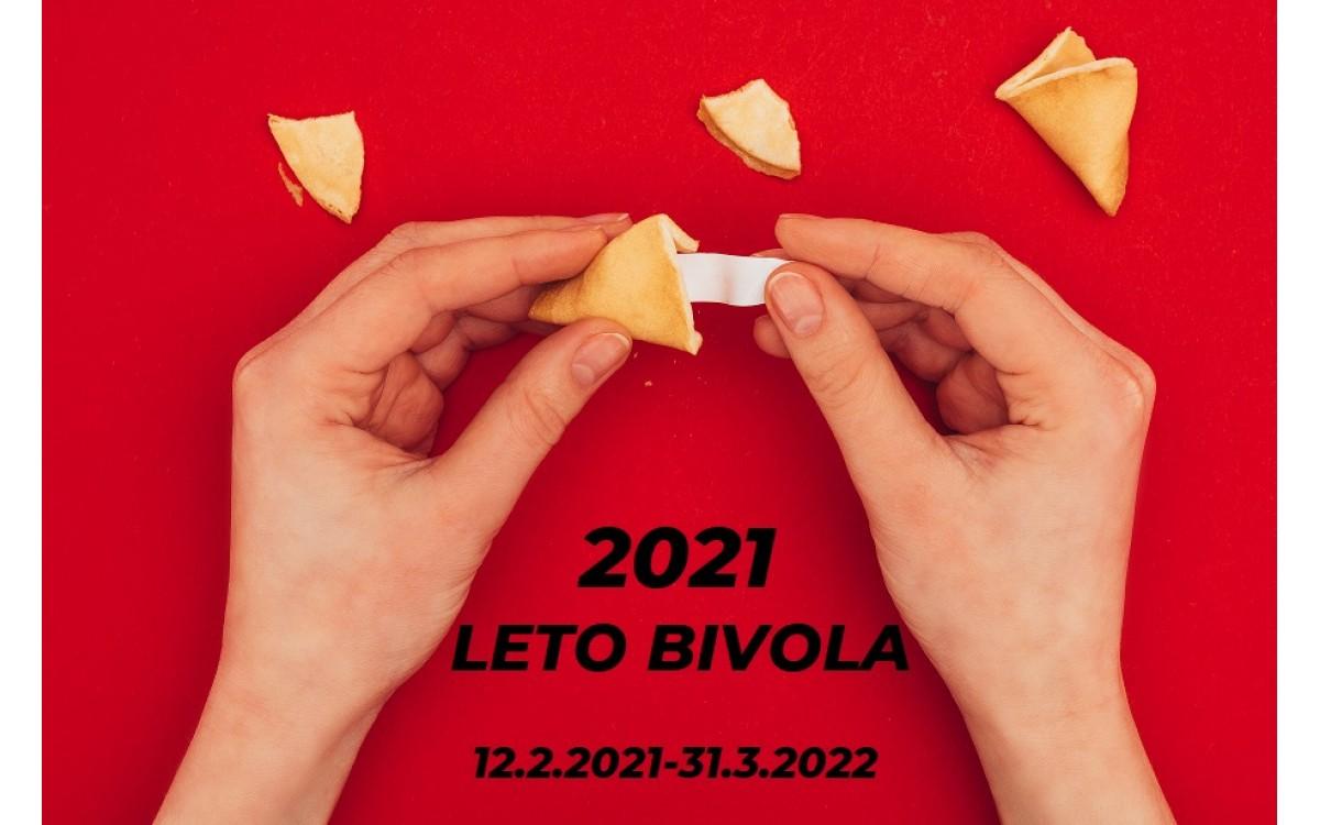 Kitajski horoskop: LETO BIVOLA
