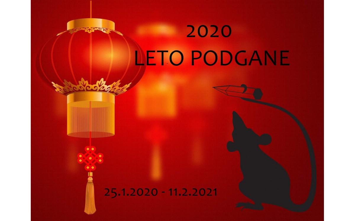 Kitajski horoskop: LETO PODGANE