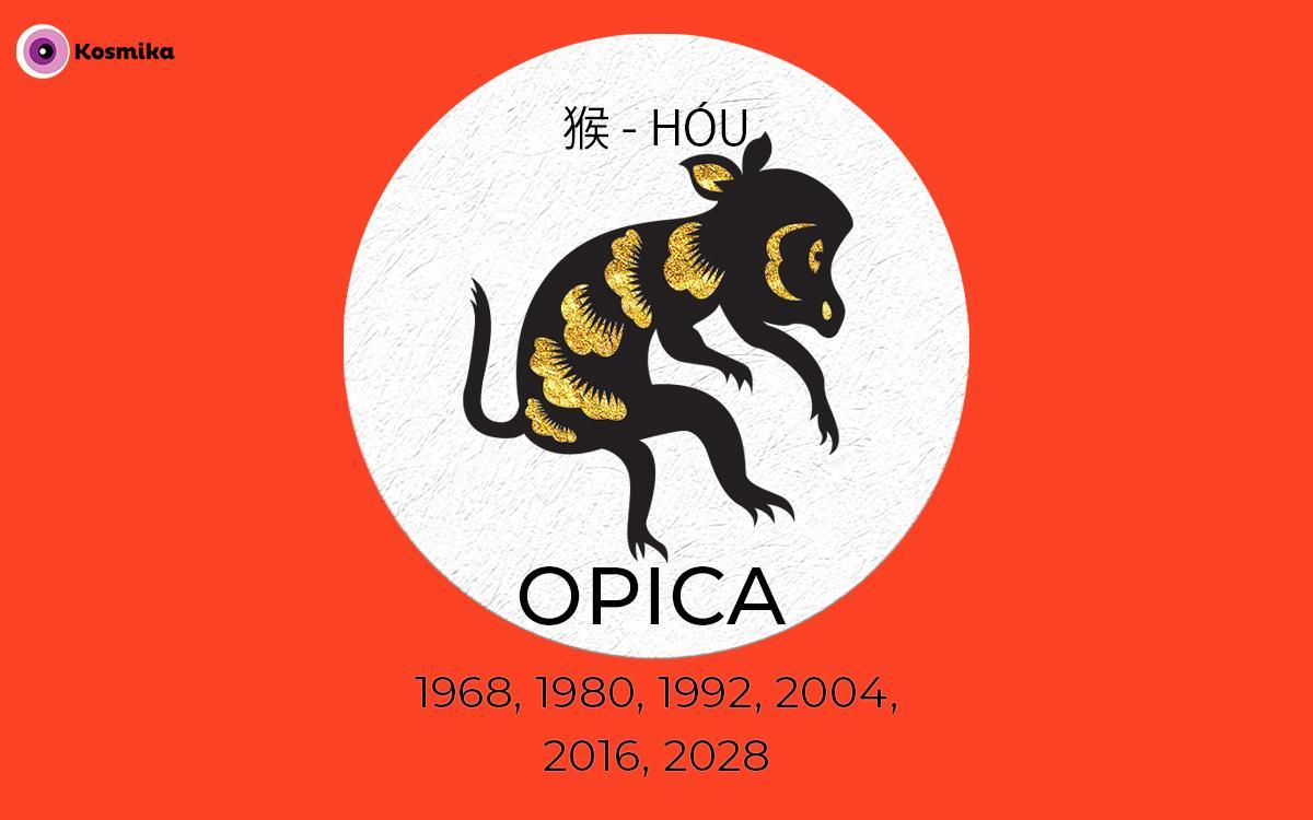 Kitajski horoskop: OPICA