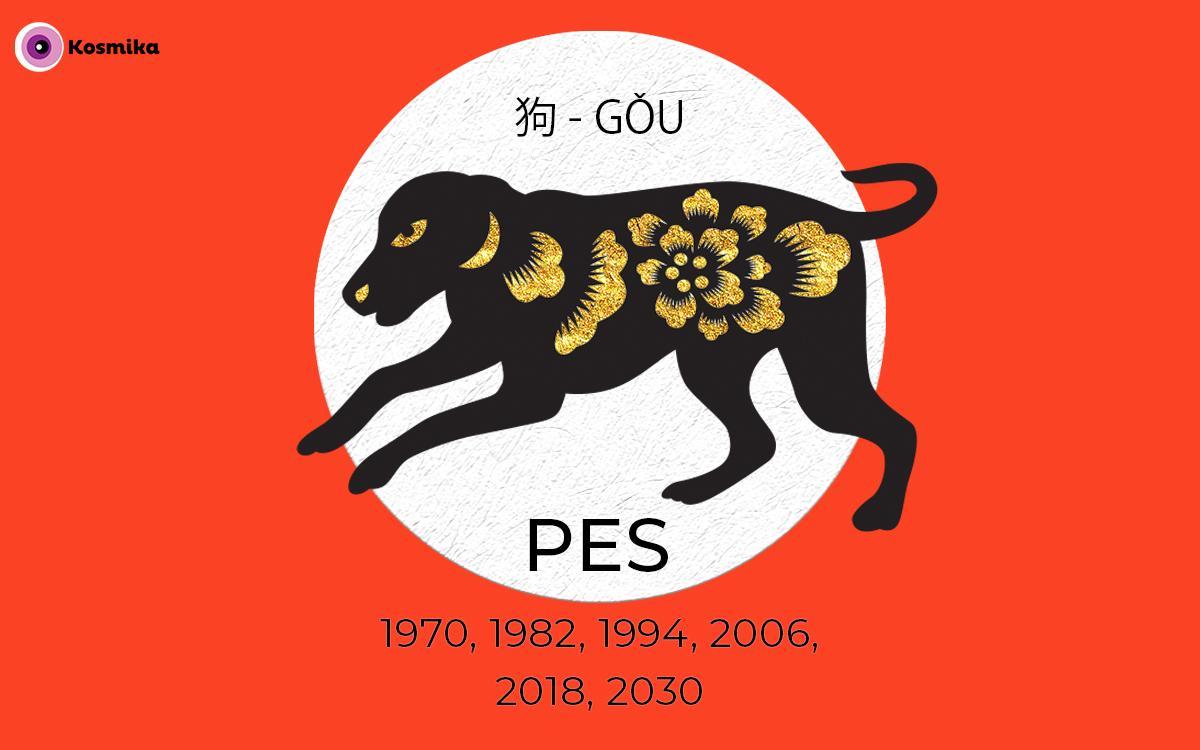 Kitajski horoskop: PES