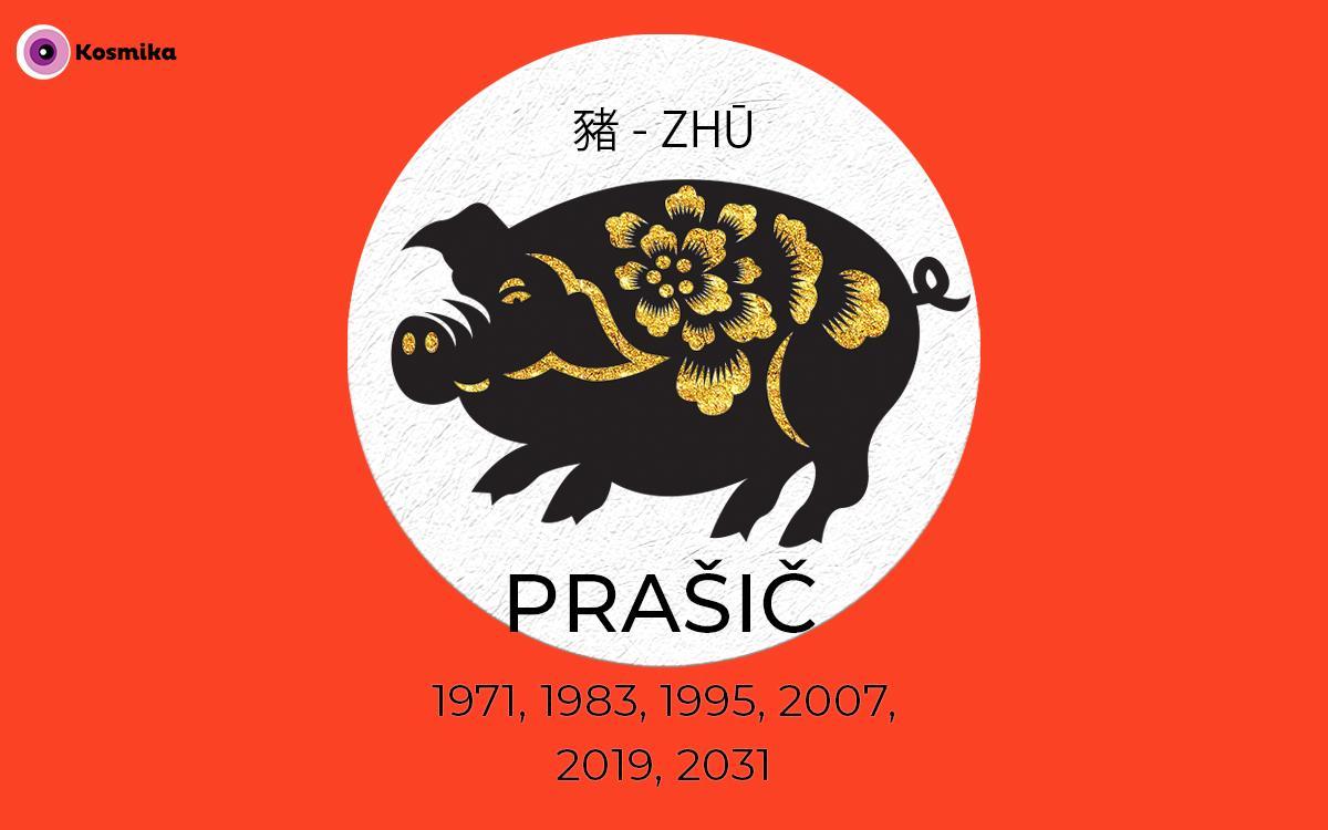 Kitajski horoskop: PRAŠIČ