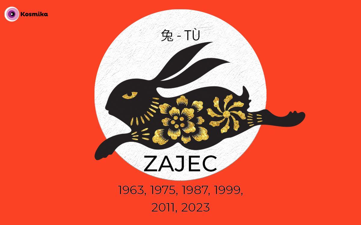 Kitajski horoskop: ZAJEC