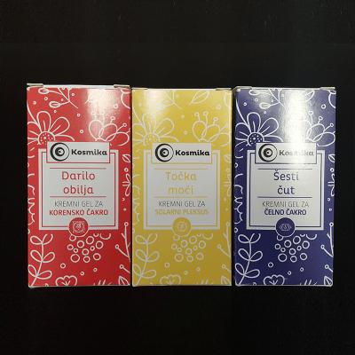 Paket Obilje (trojček kremnih gelov za čakre)