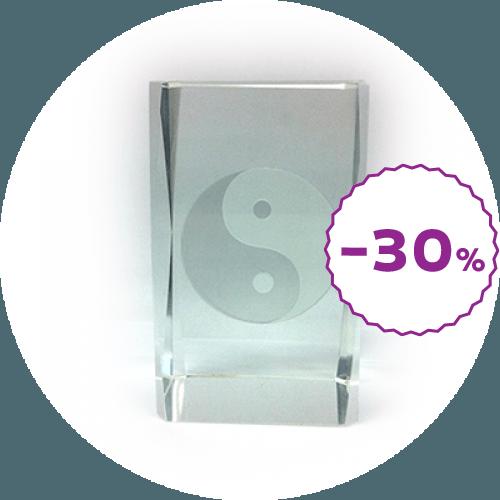 Magična Jin jang kocka -30%