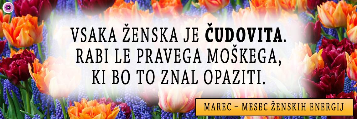 Mesec žensk marec