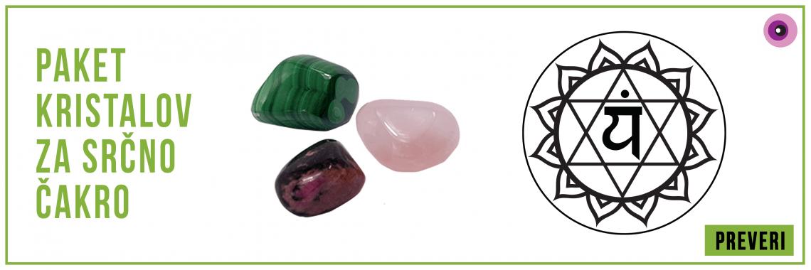 kristali za srčno čakro