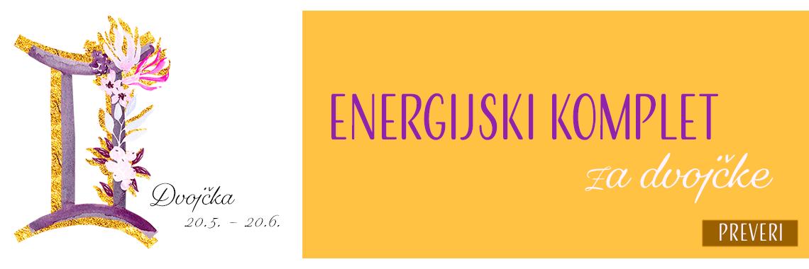 Energijski paket dvojčka