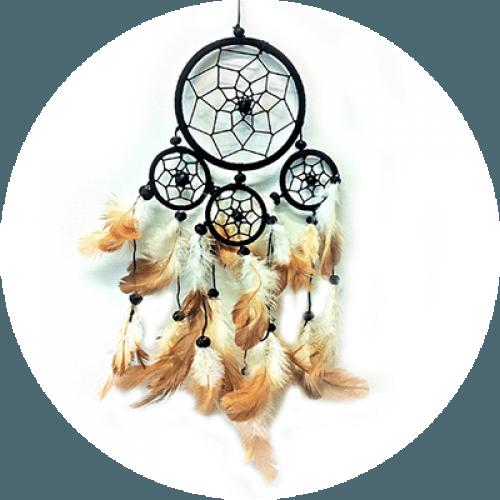 Lovilec sanj - 4 obroči