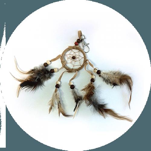 Lovilec sanj - obesek za ključe