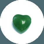 Obesek Čisto srce - Aventurin