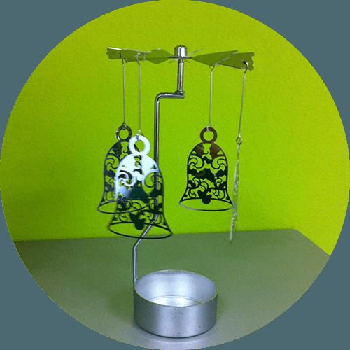 Svečnik Zvonček