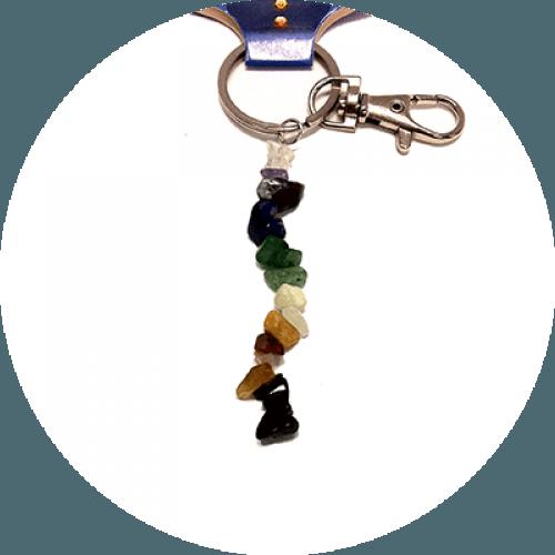 Čakra obesek za ključe
