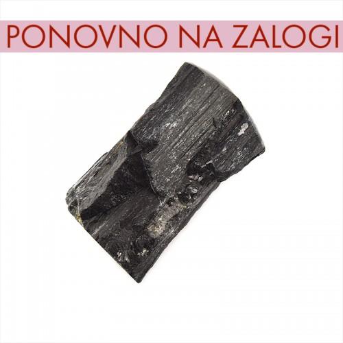 Kristal Črni turmalin (kristalna skulptura)