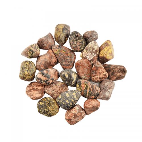 Kristal Leopard jaspis