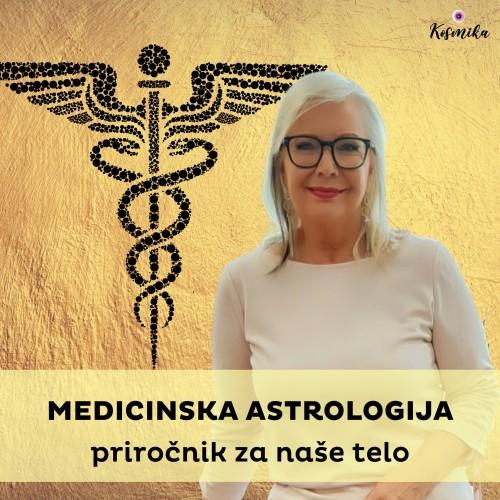Medicinska astrologija - Priročnik za naše telo (e-knjiga)