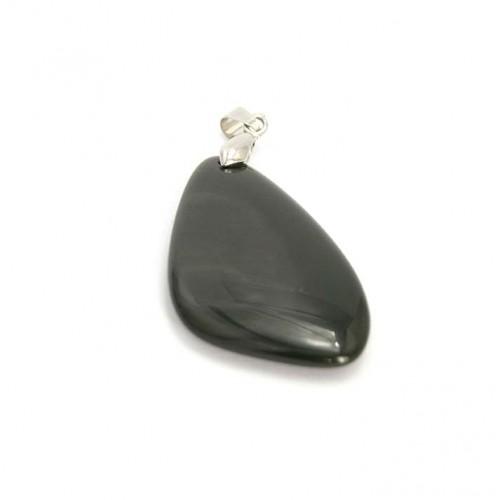 Obesek Čista aura (Obsidian)