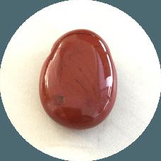 Obesek Rdeči jaspis