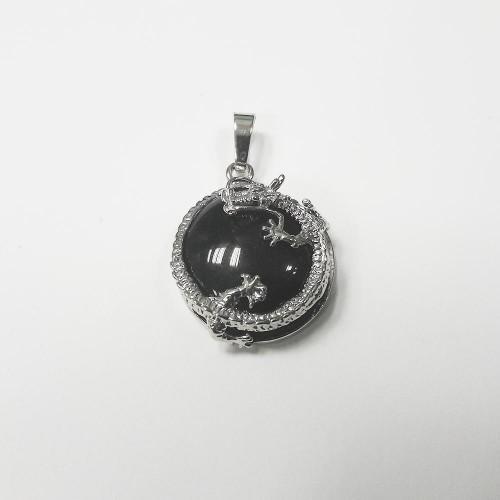 Obesek Zmaj - Obsidian
