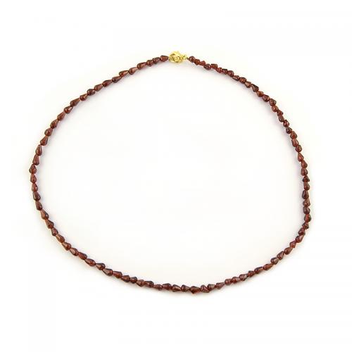 Ogrlica Zapeljivka (granat)