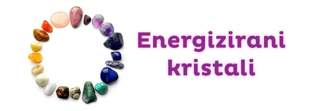 Energizirani kristali